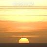 multi yellow sunset
